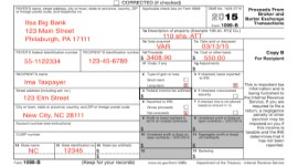 Filing taxes on 1099 R Form