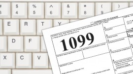 How to file taxes with 1099 IRS