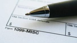 1099 MISC tax rates